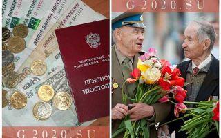 Когда будет повышение военных пенсий?